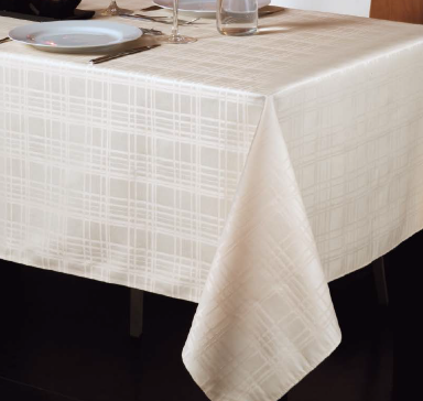 Acrylic Coated Table Covering