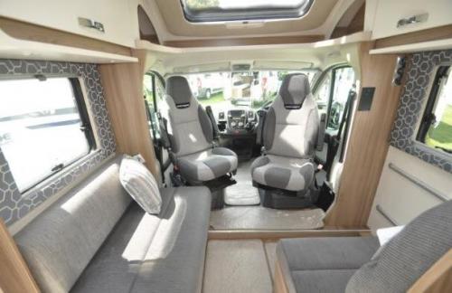 664 interior