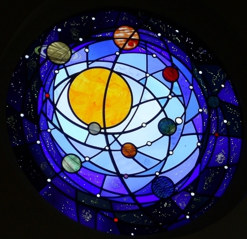 solar system glassware - photo #10