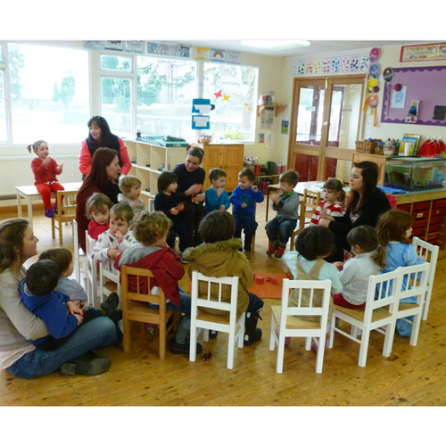 Greenfields Independent Day and Boarding School, reception class