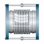 Single Hinge Metallic Expansion Joint