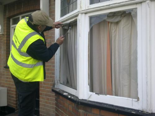 Domestic and commercial glazing