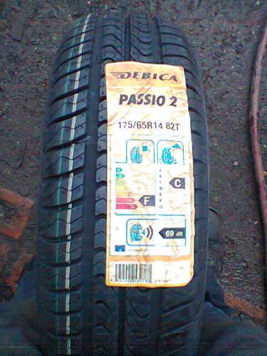 175-65-14 Debica Passio 2 82T Tyre