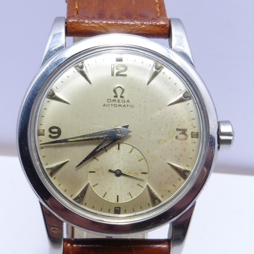 Omega Bumper Automatic 1954 Wrist watch