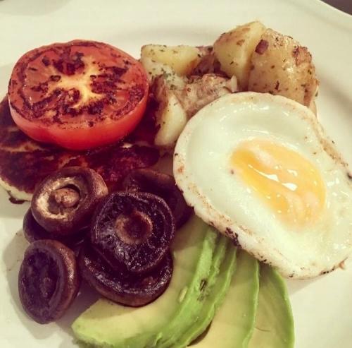 vegetarian breakfast bootle liverpoool
