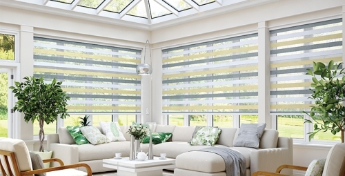 Duo Duplex Blinds Vision Sorrento Sand