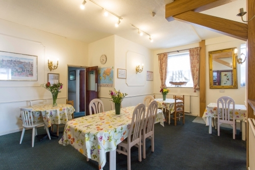 Oakwood B&B Heathrow. Dining/Breakfast Room