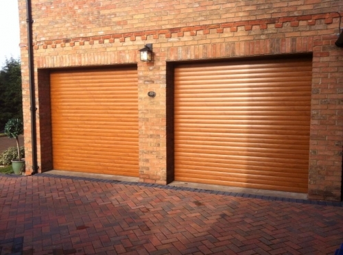 Scotter Double Doors
