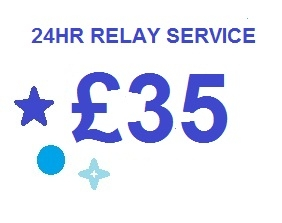 24hr Relay mobile valeting - 07501662296