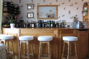 Rockvale's bar