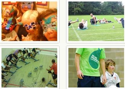 Clayesmore School Sports Centre Leisure Centres In Blandford Forum The Sun