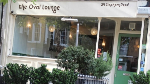 The Oval Lounge Bar & Kitchen