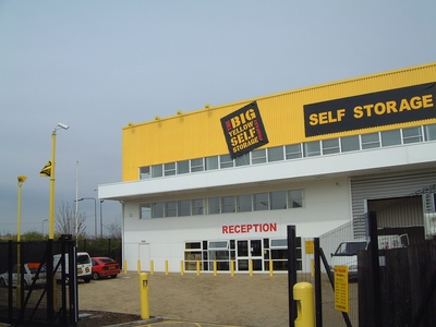 Big yellow self storage staples corner storage facilities operation in london the sun - Staples corner storage ...