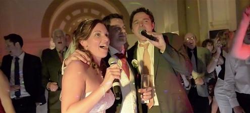 Wedding Video with Amanda and Richard