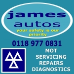 James Autos - Car Servicing Wokingham & Reading