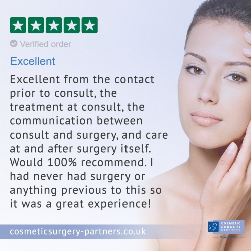 Review for Cosmetic Surgery Partners