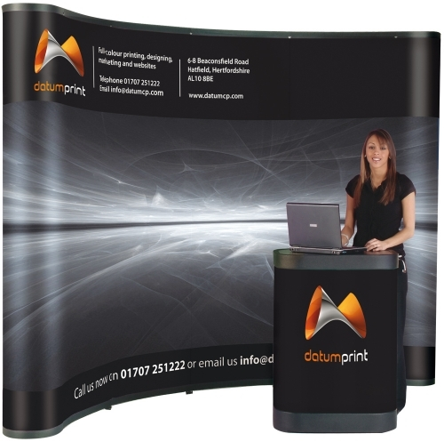 Datum Pop Up Banner