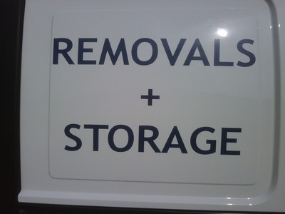 Removals and Storage Edinburgh. Man with a van Edinburgh Ltd.