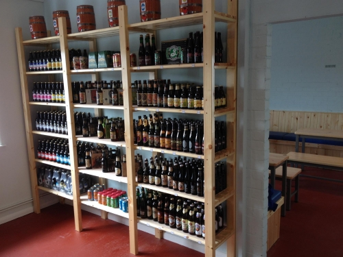 Saltaire Brewery - brewery Tap Pub & Shop