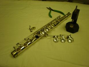 Martin Cardy Woodwind & Brass Repairs