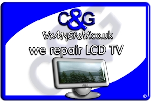 LCD TV Repair Service For All Brands
