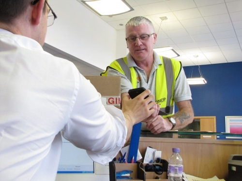 Same-Day Courier Deliveries