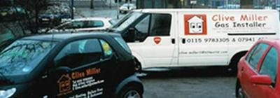 Clive Miller Heating - Central Heating Systems Nottingham