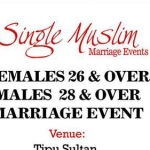 Muslim Marriage Events | Birmingham | London | Manchester |