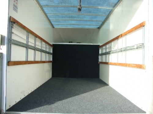 Fully Carpeted for items