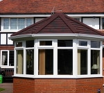 Conservatory Tiled Roofing