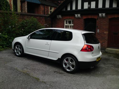 full valet on Vw Golf