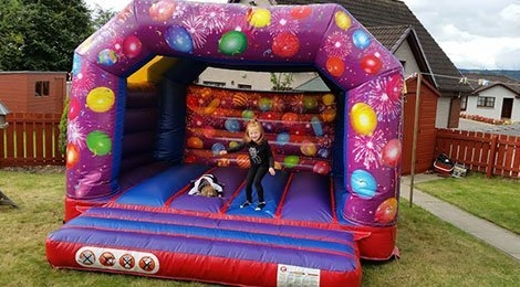 Inflatable Hire Inverness