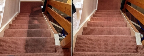Experienced carpet cleaning