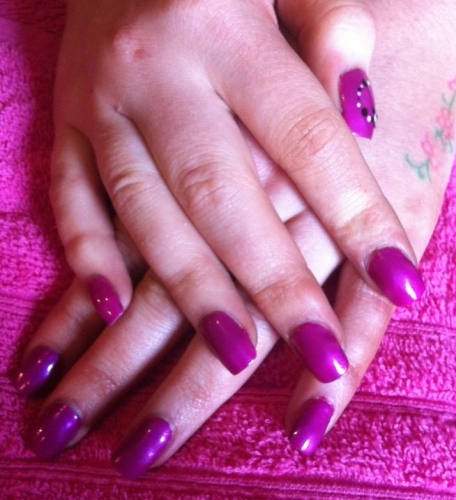 Acrylic Extensions