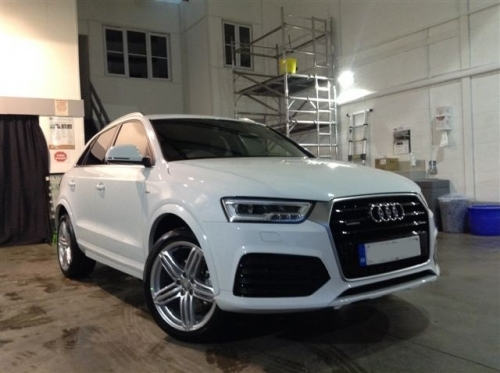 AUDI Q3 - FULL G-TECHNIQ APPLICATION.