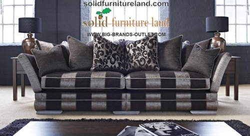 Brand name sofas always available