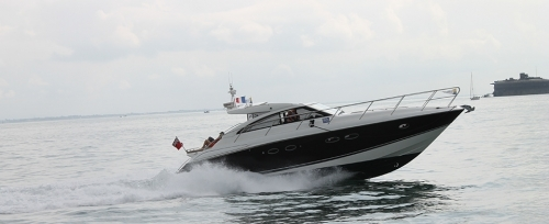Princess V45 yacht