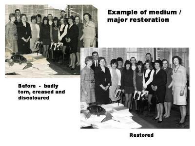 basic restoration