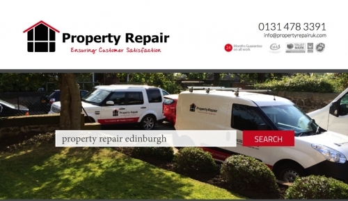 Property Repair | The Complete All Trades Company!