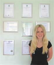 Lynsey Cattigan - Holistic Therapist