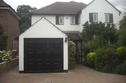 Garage Door after in Orpington Kent