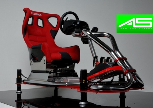 aeon simulators sim racing rigs cockpit. Black Bedroom Furniture Sets. Home Design Ideas