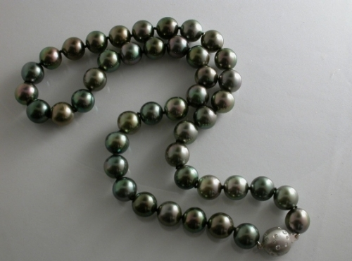 The Perfect Present - Pearls - These Tahitian Pearls are exceptional!
