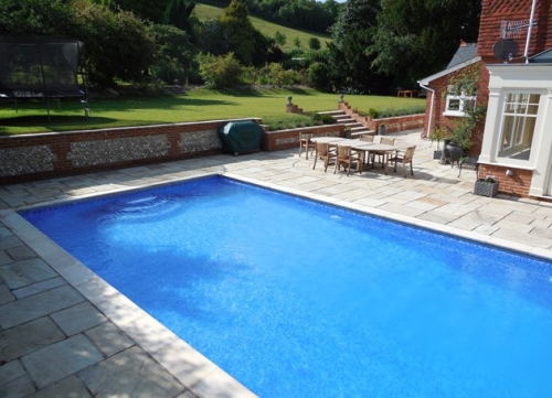 Bespoke swimming pools swimming pools construction in for Bespoke swimming pools
