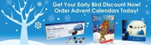 Promotional Advent Calendars
