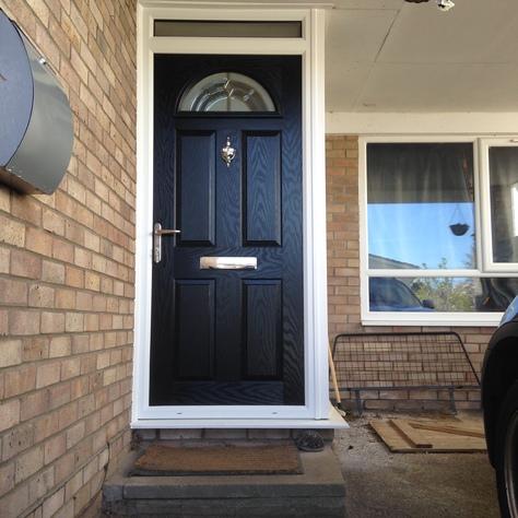 Front Doors in Tenby