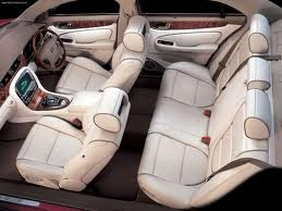 Jaguar Interior