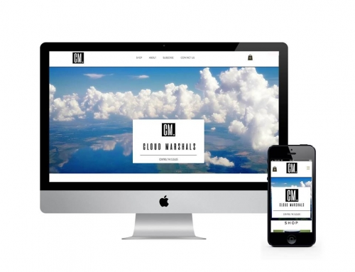 Starter website design