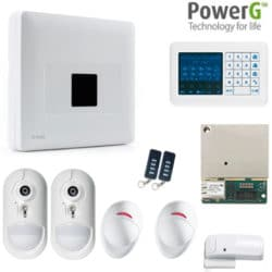 Visonic PowerMaster 33 Distributed Wireless Security System
