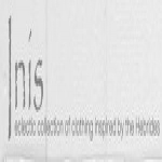 Inis Ltd (HAWICK)